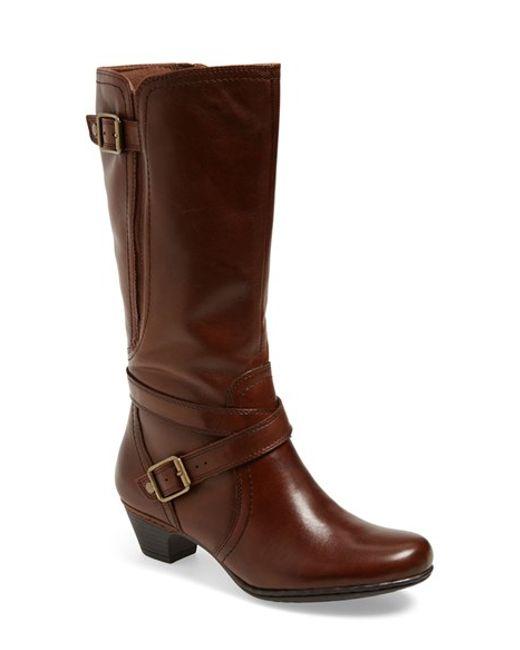 Cobb Hill   Brown 'ashlyn' Tall Boot   Lyst