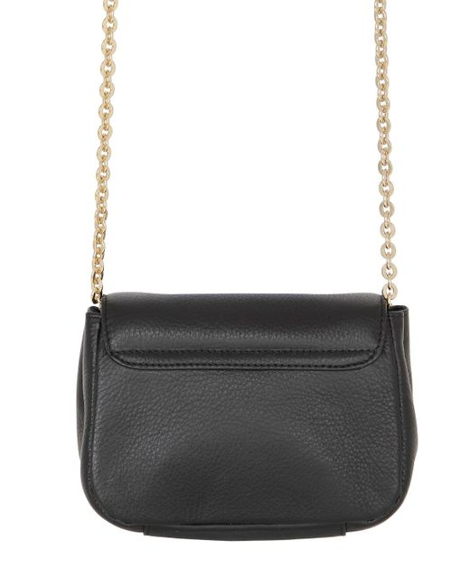 handbag chloe online - See by chlo�� Small Rosita Leather Shoulder Bag in Black | Lyst
