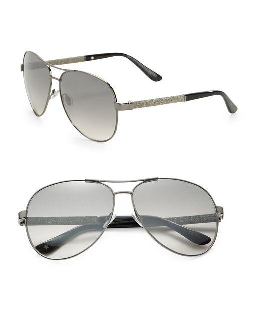 ee8d797fa01 Jimmy Choo Luisa Aviator Sunglasses