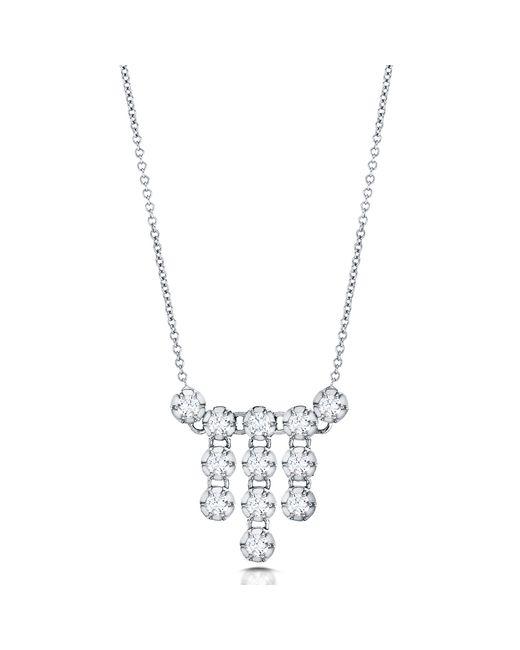 Carbon & Hyde | Metallic Chandelier Necklace | Lyst