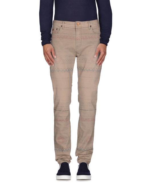 Scotch & Soda | Natural Denim Pants for Men | Lyst