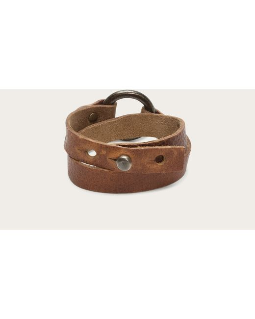 Frye | Brown Harness Wrap Cuff | Lyst