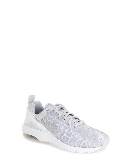 Nike   Gray 'air Max Siren' Print Sneaker   Lyst