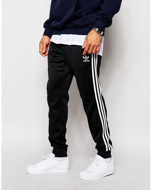Adidas Originals Superstar Cuffed Track Pants Aj6960 In -3047