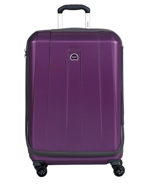 Delsey | Purple Helium Shadow 25 Spinner Suiter Trolley | Lyst