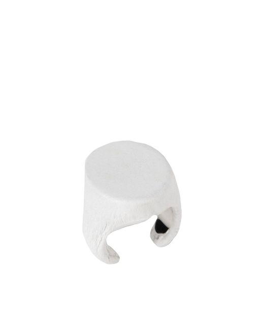 Maison Margiela | White Ring | Lyst
