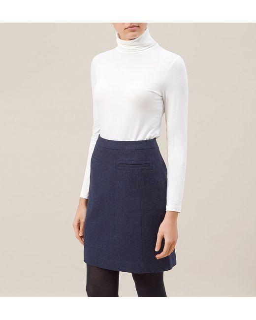 Hobbs | Blue Hilda Skirt | Lyst