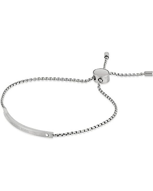 Michael Kors | Metallic Glitz Friendship Bracelet | Lyst