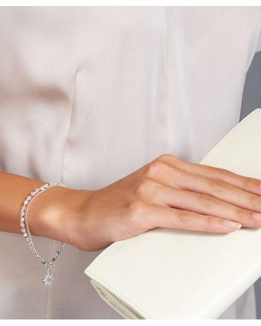 Astley Clarke | Blue Cosmos Biography Bracelet | Lyst