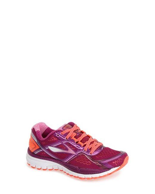 Brooks | Purple 'ghost 8' Running Shoe | Lyst