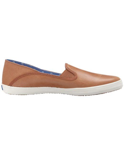 Keds | Brown Crashback Leather | Lyst