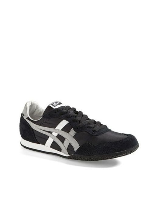 Onitsuka Tiger | Black Onitsuka Tiger(tm) 'serrano' Sneaker for Men | Lyst