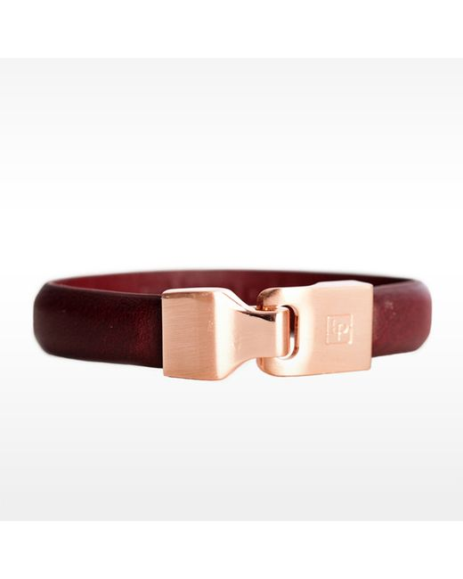 Linea Pelle | Red Hook Closure Bracelet | Lyst