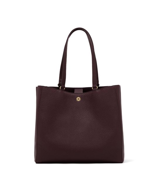 Dagne Dover - Multicolor Allyn Tote - Oxblood - Large - Lyst