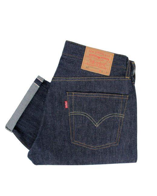 Levi's | Brown Levis Vintage 1978 501 Dark Rigid Jeans 78501-0002 for Men | Lyst