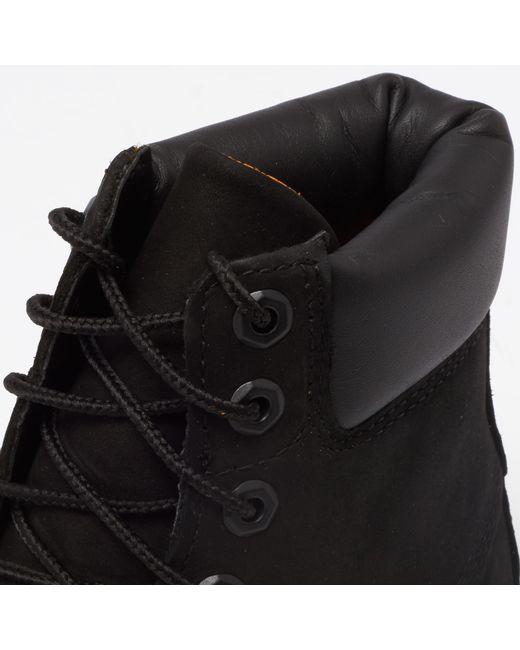 Men's Black Icon 6 Inch Moc Boot