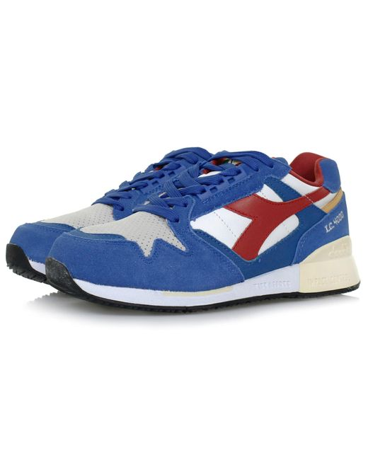 Diadora | I.C. 4000 Premium Nautical Blue Shoes C6642 for Men | Lyst