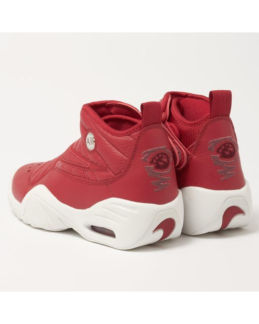 01d5ceb20f ... Nike - Red Air Shake Ndestrukt for Men - Lyst ...
