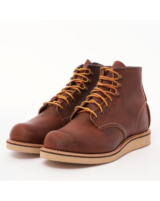 "Red Wing - Brown 2960 6"" Rover Boot - Copper for Men - Lyst"