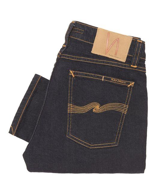 Nudie Jeans - Blue Skinny Lin Denim Jeans - Lyst