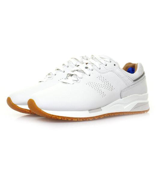 New Balance - Tokyo Design Studio White Shoe Ml2016Oa - Lyst