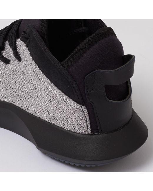 best sneakers 2686e 4b08b ... Adidas Originals - Black Crazy 1 Adv Primeknit Trainers for Men - Lyst  ...