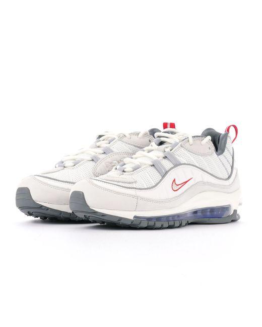 98706d23f1babc Nike - White Air Max 98 for Men - Lyst ...