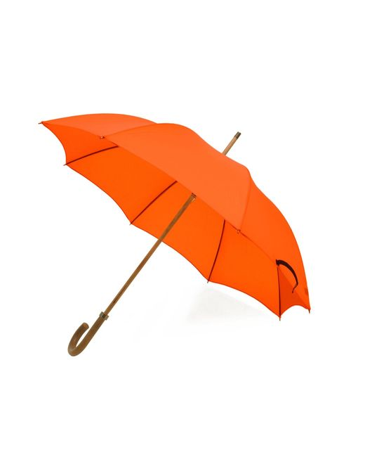 London Undercover - City Gent Orange Umbrella - Lyst