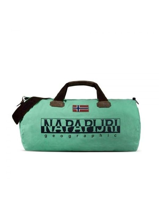 Napapijri | Multicolor Bearing A Misty Jade Weekend Bag N0Y82Bg87 for Men | Lyst