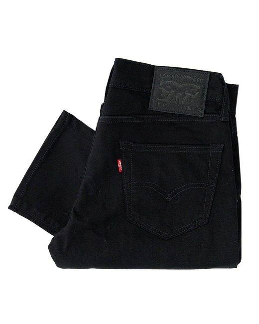 Levi's | Levis 511 Black Slim Fit Jeans for Men | Lyst
