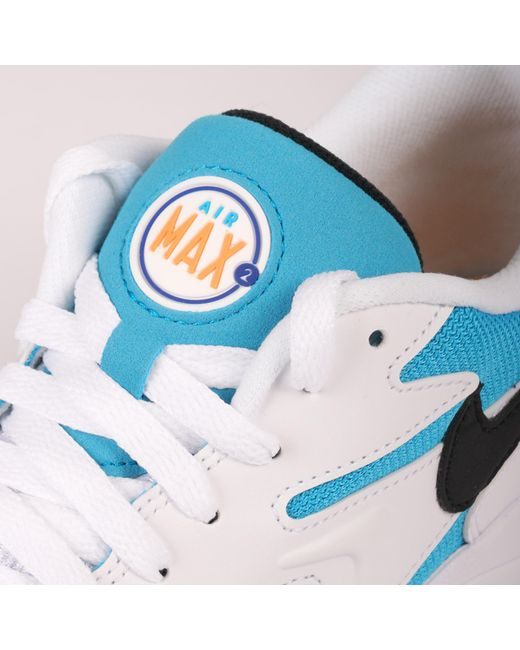 5ff13d0ee95f66 Lyst - Nike Air Max2 Light in Blue for Men - Save 43%