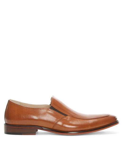 Daniel   Brown Henstridge Tan Leather Plain Loafer for Men   Lyst