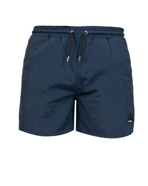 McQ Alexander McQueen - Blue Swim Shorts for Men - Lyst