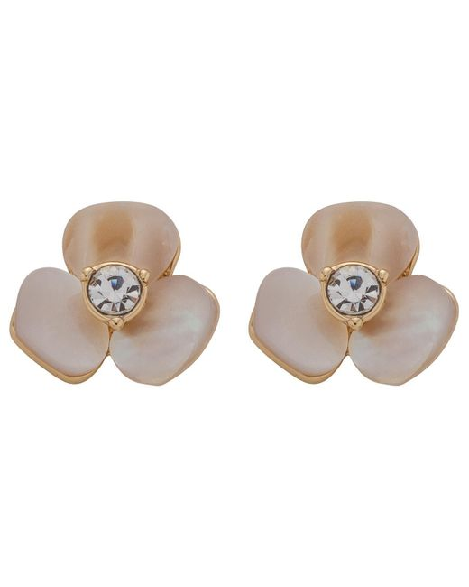 Kate Spade | Multicolor Disco Pansy Studs | Lyst
