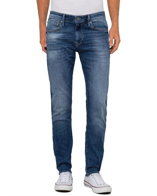 Mavi - Blue James Skinny Jean for Men - Lyst