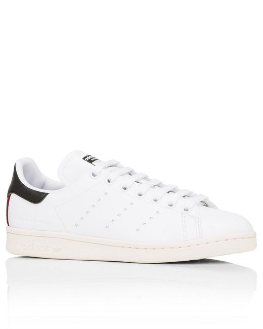Stella McCartney - White Adidas Originals Edition Stan Smith Sneakers for Men - Lyst