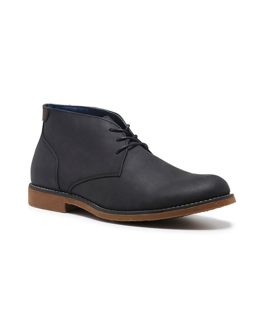 Hush Puppies | Black Terminal Lace Up Desert Boot for Men | Lyst