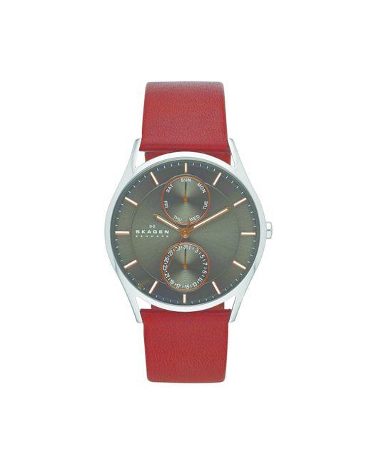 Skagen   Brown Watch - Holst   Lyst