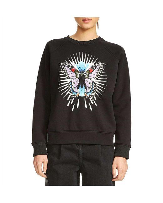Maje - Black Tory Sweater - Lyst