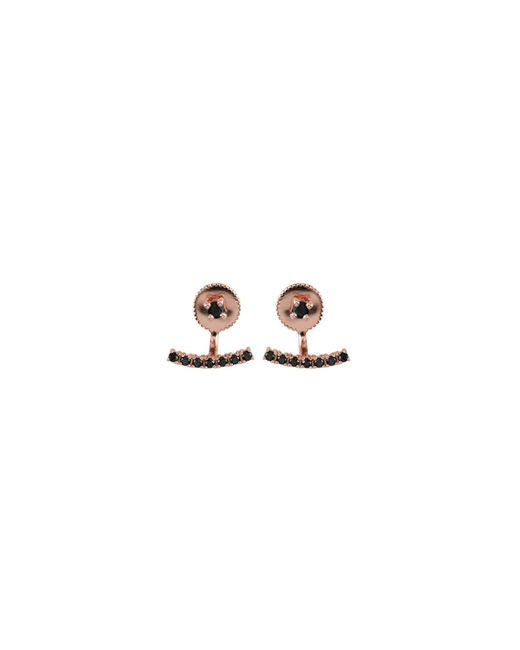 Samantha Wills | Metallic Azure Ear Jackets - Rose Gold | Lyst