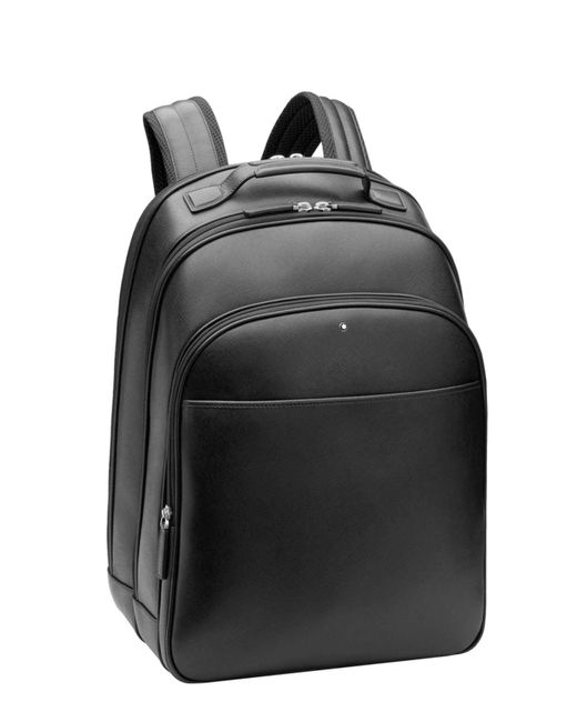 Montblanc | Sartorial Backpack Small Black for Men | Lyst