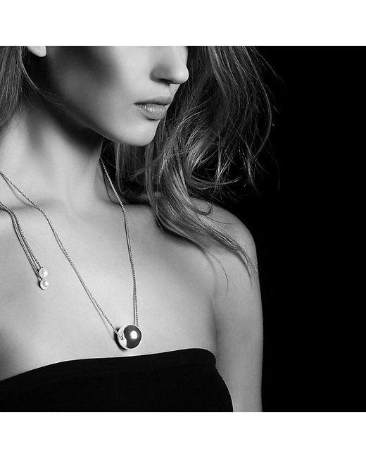 David Yurman | Metallic Solari Pendant Necklace With Pearls In 18k Gold, 32mm | Lyst