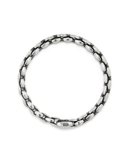 David Yurman - Metallic Men's Elongated Box Chain Bracelet for Men - Lyst