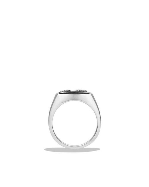 David Yurman | Metallic Petrvs Horse Pinky Ring for Men | Lyst