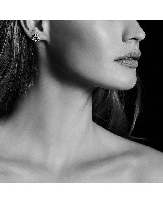 David Yurman - Purple Starburst Earrings With Amethyst And Diamonds, 12mm - Lyst