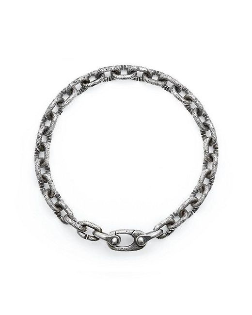 David Yurman - Metallic Shipwreck Chain Bracelet, 6mm - Lyst