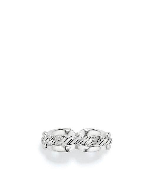 David Yurman | Metallic Wellesley Linktm Ring, 8mm | Lyst
