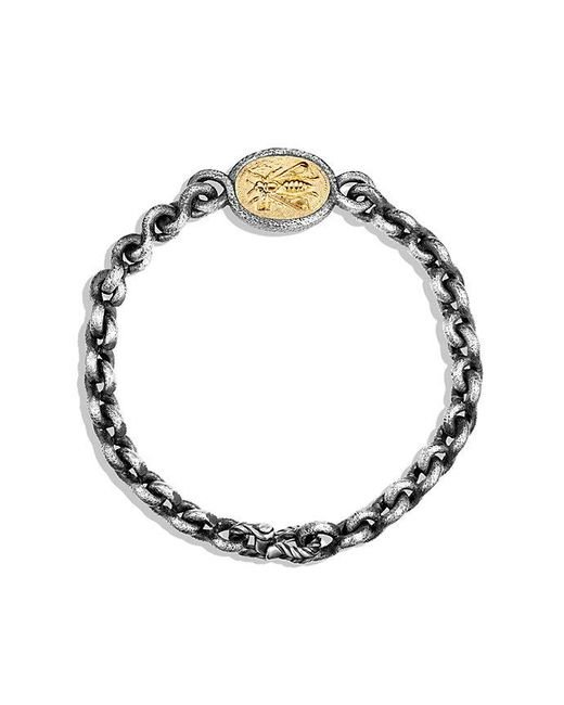 David Yurman | Metallic Petrvs Bee Bracelet With 18k Gold for Men | Lyst