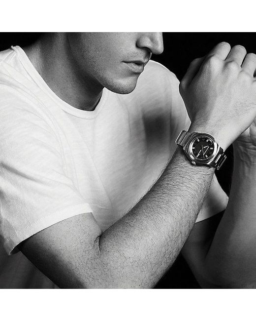 David Yurman | Gray Revolution 43.5mm Stainless Steel Automatic Watch for Men | Lyst