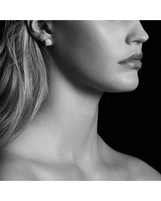 David Yurman | Metallic Châtelaine Earrings With Diamonds | Lyst